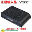 正規輸入品 Vibe Audio 8インチ(20cm)4Ω薄型サブウーファー...