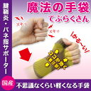 母指CM関節症 サポーター 《1分間グーパー 1〜2ヶ月で改...