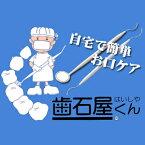 【メール便可】『歯石屋くん(R)』歯石取りスケーラー、鏡付スケーラーで自宅で簡単!お口ケア。ピックで軽くこするだけで、歯に付着した汚れやヤニを取り除く歯の掃除具。【RCP】