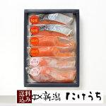 味覚詰合せ鮭の店【新潟たけうち】