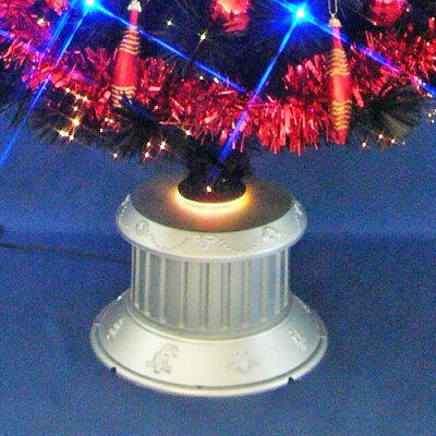 【レビューを書いて13800円】クリスマスツリーブラックファイバーツリーセット150cm