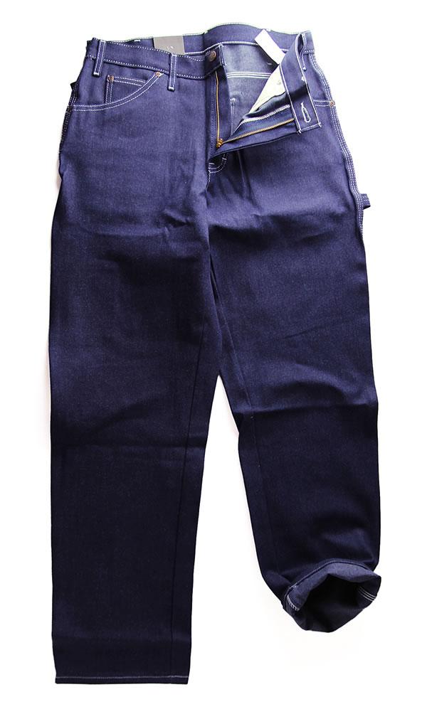 メンズファッション, ズボン・パンツ Dickies() Relaxed Fit Carpenter Denim Jeans Rinsed Indigo Blue(1994)US SKATE SK8 HARD CORE PUNK HIPHOP SURF reggae