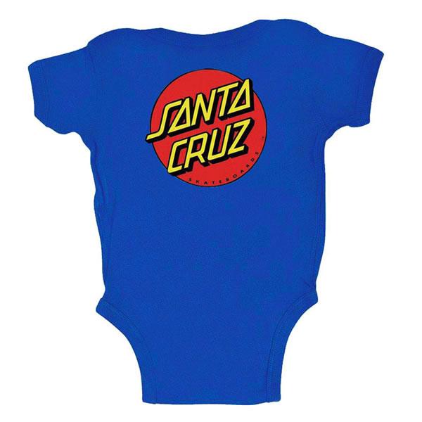 產品詳細資料,日本Yahoo代標|日本代購|日本批發-ibuy99|Santa Cruz(サンタクルーズ)赤ちゃん ベビー ロンパース 新生児 Baby Classi…