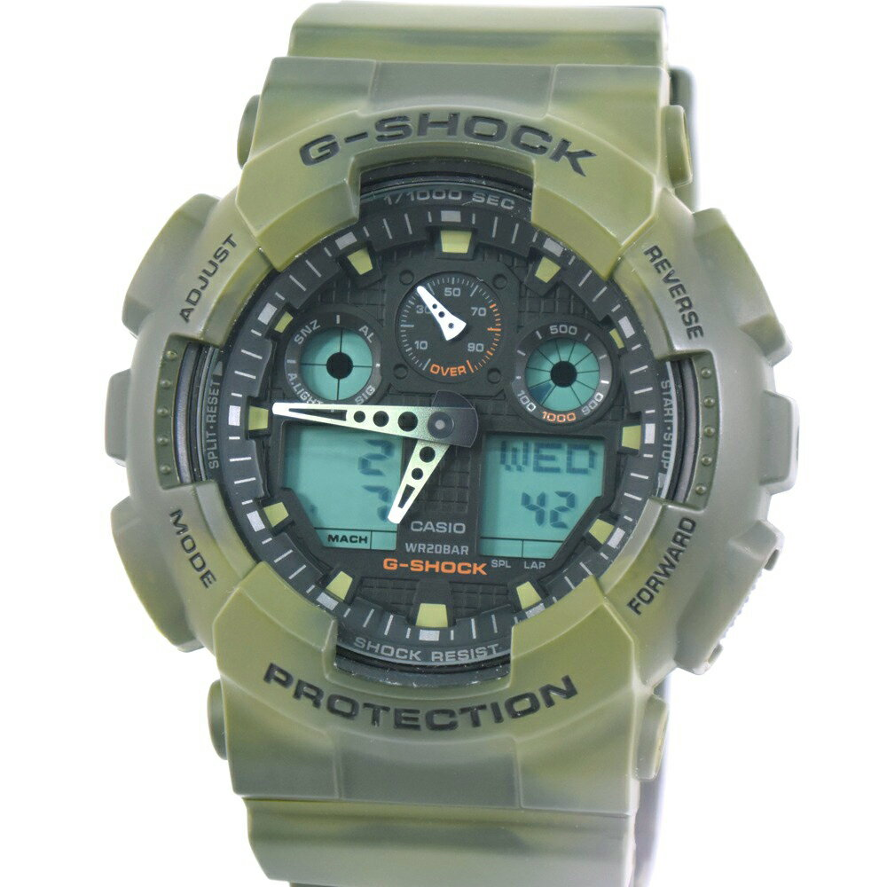 CASIO G-SHOCK protection CASIO G PROTECTION GA-1...