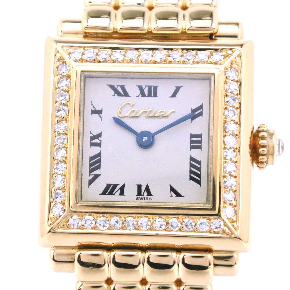 腕時計, レディース腕時計 CARTIER K18 A