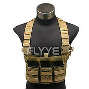 【即納】Flyye LAW ENF Chest Rig KH