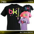 NEWカラー登場!!black knight:ブラックナイト BKTシャツ(bkSTA)T-12216  バドミントン Tシャツ  ネコポス送料無料!!(日時指定・代引不可)