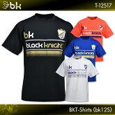 blackknight:ブラックナイトBKTシャツ(bk125)T-12517バドミントンTシャツネコポス送料無料!!(日時指定・代引不可)2017年春夏モデル