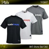 blackknight:ブラックナイトBKTシャツ(bk126)T-12617バドミントンTシャツネコポス送料無料!!(日時指定・代引不可)2017年春夏モデル
