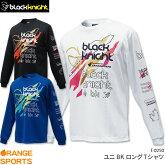 ブラックナイトblackknightBKロングTシャツT-0250ユニ男女兼用ロングスリーブTシャツバドミントンテニスTシャツ長袖
