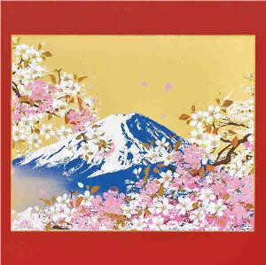 世界文化遺産として登録された富士山が描かれたマウスパッド/海外へのお土産・引出物・結婚記念...
