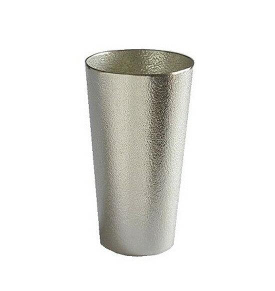 【能 作 錫製 カップ(130cc)<本錫100%> 結婚祝 引出物 父の日 誕生日 敬老の日