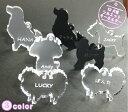 ★お名前入れます★選べる12犬種シルエットキーホルダー 3カラー黒 クリア マット 名札 名入れ 犬グッズ DOGエレガントチャーム アクリル製 手作り雑貨 ハンドメイド商品