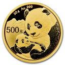 2019 中国 パンダ 金貨 30グラム 500元 5枚セ...