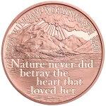 2020イギリスウィリアム・ワーズワース生誕250周年5ポンド金貨プルーフ箱とクリアケース付き新品未使用