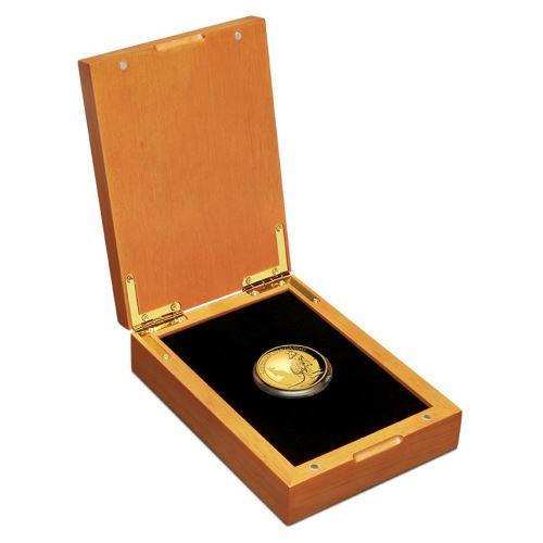 新品未使用 2016 オーストラリア カンガルー金貨 プルーフ 2オンス ハイレリーフ