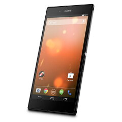 Sony Xperia Z Ultra Google Play Edition SIMフリー スマホ【人気のファブレット端末!】