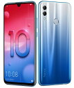 Huawei Honor 10 Lite 海外SIMフリースマホ【Honor 10のライト版の格安モデル】