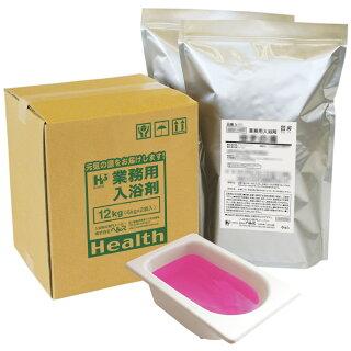 業務用入浴剤P-05ツヤツヤお肌への3ステップ絹のお風呂(ステップ2)15kg(7.5kg×2袋)【メーカー直送または取り寄せ】