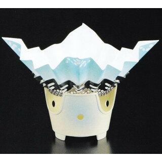 紙鍋SKA-138花なべ角(さくら)250枚入×6箱(1500枚)【取り寄せ商品・即納】