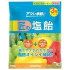 サラヤ匠の塩飴3種アソート(マスカット味・レモン味・スイカ味)750g
