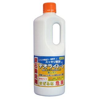 【送料無料】デオライトL尿石除去剤1kg