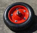 一輪車用 タイヤ(赤)
