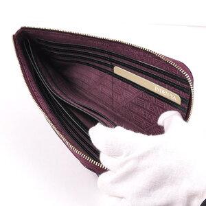 【印傳屋(いんでんや)(印伝)】の財布束入K(長財布)紫地黒漆・ローズ《無料ラッピング承ります》《送料無料》【誕生日】【母の日】【記念日】【こだわりのギフト】などのプレゼントに最適!【RCP】
