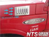 ジムニー用ステンレス製サイドエアーインテーク ジムニー パーツ カスタム 適用車種:SJ30SJ40JA71JA51JA11JB31