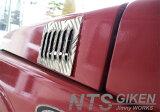 ジムニー ja11 パーツ カスタム ジムニー用アルミ縞板製サイドエアーアウトレット 適用車種:SJ30SJ40JA71JA51JA11JB31 jimny