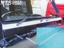 ジムニー ja11 パーツ カスタム jimny ジムニー用アルミ縞板製ワイパーマウント補強プレートType11 適用車種:JA71(一部車種),JA51(一部車種),JA11,JB31