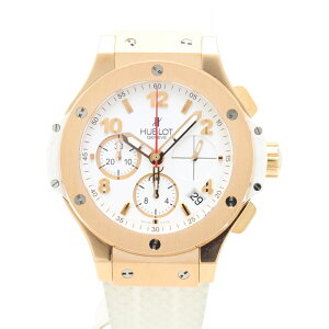 恒宝Big Bang Gold White Porto Cervo 41mm 341.PE.230.RW Boys Watch