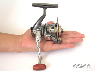 Ultra Compact, high-performance spinning reels ocean YB20 (5BB+1RB)-grey