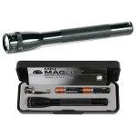 MAG-LITE(マグライト)ミニマグライト2AAAギフトボックスBKM3A012V(01031017)[0045_01031017][ブラック][単4形(AAA)]ライト懐中電灯ランタン登山キャンプアウトドア旅行用品釣りハンディライトスポーツ電球タイプアウトドアギア