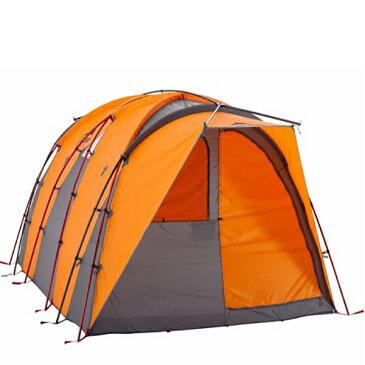 MSR(エムエスアール) ハブ 37303オレンジ 八人用(8人用) テント タープ 登山用テント 登山大型 アウトドアギア