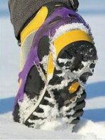 SNOWLINE(スノーライン)[廃盤処分]チェーンアイゼンライト/L/グレイSN-0210-02モンベルブーツ靴アイゼン簡易アイゼンアウトドアギア