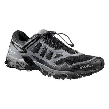 SALEWA(サレワ) Ms ULTRA TRAIN/ASPHALT/BLACK/UK6.5(25.5cm) 64408ブーツ 靴 トレッキング トレッキングシューズ ハイキング用 アウトドアギア