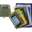 JR GEAR(ジェイアールギア) 廃盤特価G Pouch iPad Air/Charcoal(01) GPH00501アウトドアギア 防水バッグ・マップケース 革 レザーケア レザーケア用品 防水 防水用品 おうちキャンプ ベランピング