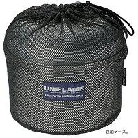 UNIFLAME(ユニフレーム)fan5DX(ファンゴーデラックス)660232クッカーバーべキュー用品調理器具クッカーセットクッカーセットステンレスアウトドアギア