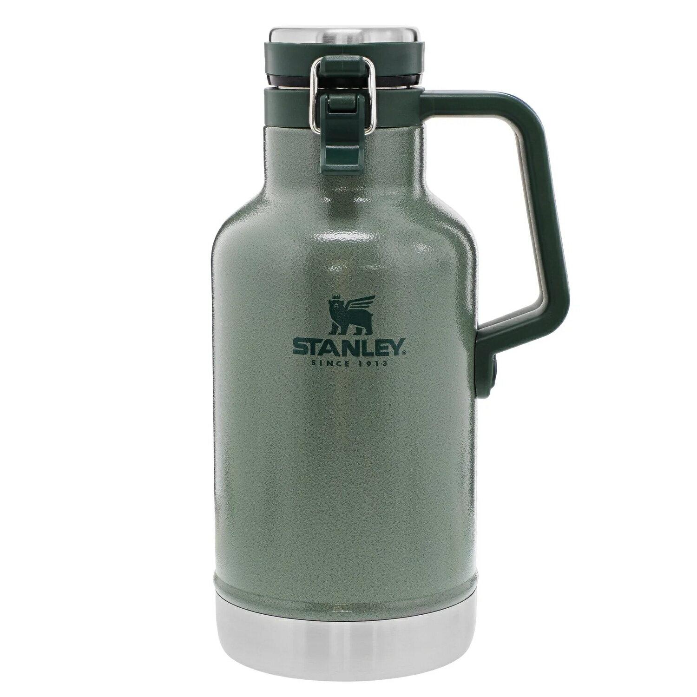 STANLEY(スタンレー) クラシック真空グロウラー 1.9L/グリーン 01941-076アウトドアギア ステンレスボトル 水筒 マグボトル グリーン おうちキャンプ ベランピング