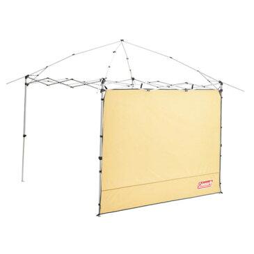 Coleman(コールマン) フルフラップフォーインスタントバイザーシェード/L 2000031581アウトドアギア サイドウォール テントオプション タープ テントアクセサリー カーキ おうちキャンプ
