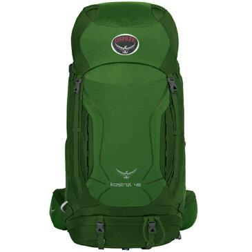 OSPREY(オスプレー) ケストレル 48/ジャングルグリーン/M/L OS50150グリーン リュック バックパック バッグ トレッキングパック トレッキング40 アウトドアギア