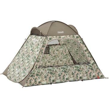 Coleman(コールマン) クィツクアップIGシェード/ナチュラルカモ 2000035350アウトドアギア ポップアンド式サンシェード タープ テント