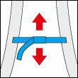 mont-bell(モンベル)バランスライト40/BK1123882ブラックバックパックデイパックバッグトレッキングパックトレッキング40アウトドアギア