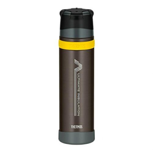 THERMOS(サーモス) 新製品「山専ボトル」ステンレスボトル/0.9L/ブラック(BK) FFX-900山専用ボトル...