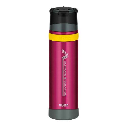 THERMOS(サーモス) 新製品「山専ボトル」ステンレスボトル/0.9L/バーガンディー(BGD) FFX-900山専...
