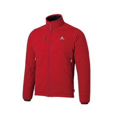 finetrack(ファイントラック) ドラウトポリゴン3ジャケット Ms VO FMM0903男性用 レッド アウター メンズウェア ウェア ジャケット 中綿入り ジャケット 中綿入り男性用 アウトドアウェア