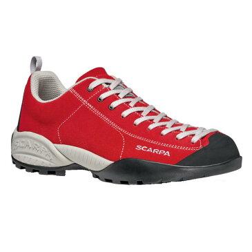 SCARPA(スカルパ) モジト/レッド/#45 SC21050ブーツ 靴 トレッキング アウトドアスポーツシューズ トレイルランシューズ アウトドアギア