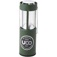 UCO(ユーシーオー) キャンドルランタン/グリーン 24352グリーン ランタン ランタン ライト ランタンキャンドル アウトドアギア