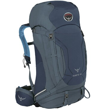 OSPREY(オスプレー) ケストレル 48 /オーシャンブルー/M/L OS50150ブルー リュック バックパック バッグ トレッキングパック トレッキング40 アウトドアギア